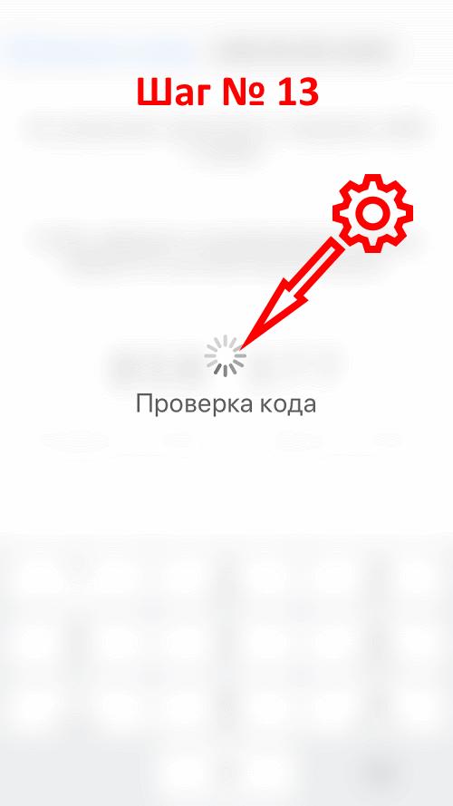 Загрузить ватсап на айфон (шаг 13,14,15)